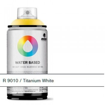 MTN  SPRAY WB 300ml Titanium White