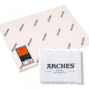 PACK Arches Aquarelle 300g/m2