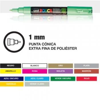 POSCA PC-1M EXTRAFINO 1mm