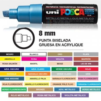 POSCA PC-8K GRUESO 8mm