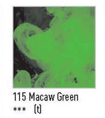N.P115 FW ACRÍLICO LÍQUIDO MACAW GREEN