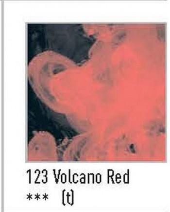 N.P123 FW ACRÍLICO LÍQUIDO VOLCANO RED