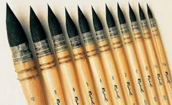 RAPHAEL SERIE 803 LAVIS PIN PETIT GRIS EXTRA PUR, PLUMA, M/C