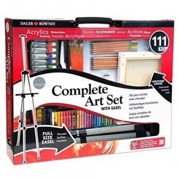 COMPLETE ART SET ROWNEY