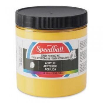 Speedball 237ml Tinta serigrafía Amarillo