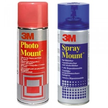 PEGAMENTO EN SPRAY 3M 400ml