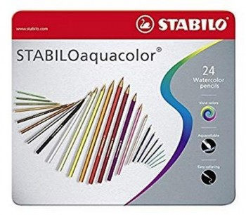 STABILO Aquacolor Lápiz acuarelable