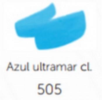 ACUA. LIQ. ECOLINE AZUL ULTR.CL.