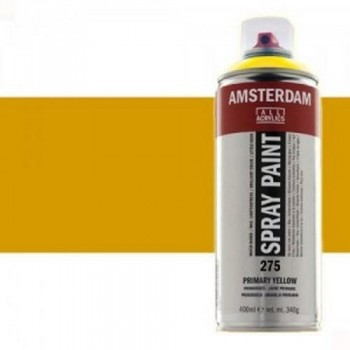 N.234 ACRIL. AMSTERDAM SPRAY 400ml SIENA NATURAL