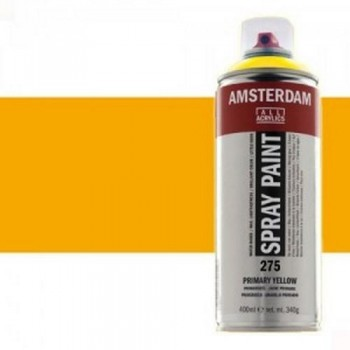 N.270 ACRIL. AMSTERDAM SPRAY 400ml AMARIL.AZO OS
