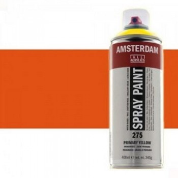 N.311 ACRIL. AMSTERDAM SPRAY 400ml BERMELLON
