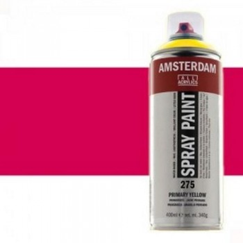 N.369 ACRIL. AMSTERDAM SPRAY 400ml MAGENTA PRIM.