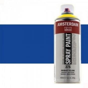 N.504 ACRIL. AMSTERDAM SPRAY 400ml AZUL ULTRAMAR