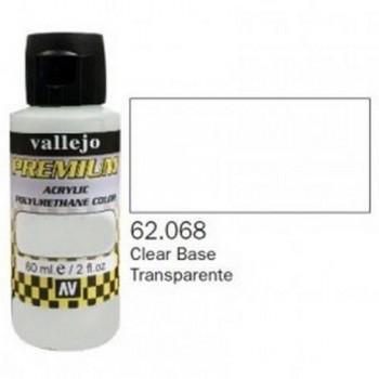 VALLEJO PREMIUM Auxiliary 60ml Transparente
