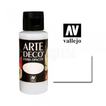 N.001 VALLEJO ARTE DECO- Blanco 60ml OPACO