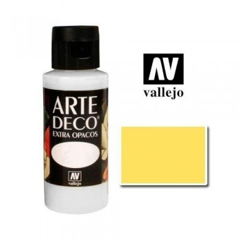 N.008 VALLEJO ARTE DECO- Amarillo 60ml OPACO