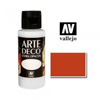 N.031 VALLEJO ARTE DECO- Ocre Naranja 60ml OPACO