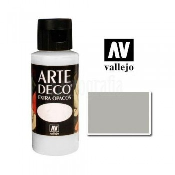 N.104 VALLEJO ARTE DECO- Gris Pizarra 60ml OPACO