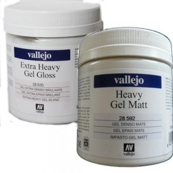 VALLEJO GEL MEDIUM ACRÍLICO