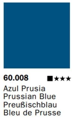 Inks Color Azul de Prussia