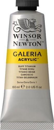 N.060 W&N ACRI. GALERIA - TITANIO CRUDO