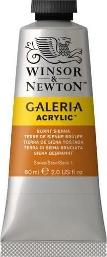 N.074 W&N ACRI. GALERIA - TIERRA DE SIENA TOSTADA