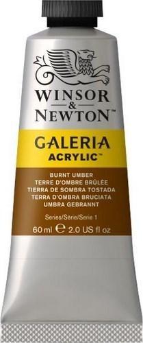 N.076 W&N ACRI. GALERIA - TIERRA DE SOMBRA TOSTADA