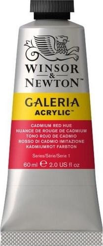 N.095 W&N ACRI. GALERIA - TONO ROJO CADMIO
