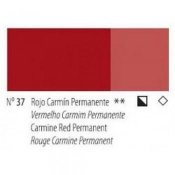 N.37 ROJO CARMIN PERMANENTE  - ACRI. GOYA ESTUDIO