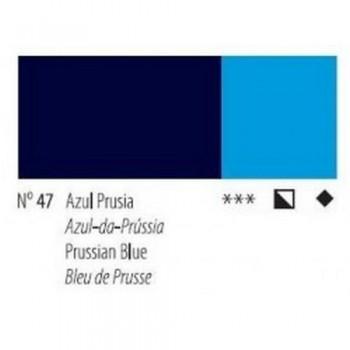 N.47 AZUL PRUSIA  - ACRI. GOYA ESTUDIO