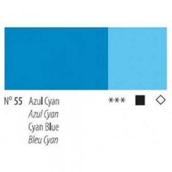N.55 AZUL CYAN  - ACRI. GOYA ESTUDIO