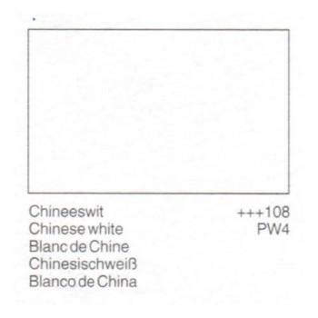 ACUA V.GOGH - BLANCO CHINA