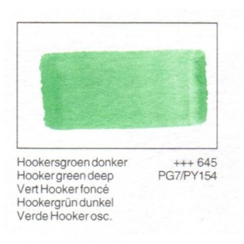 ACUA V.GOGH - VERDE HOOKER OSC.