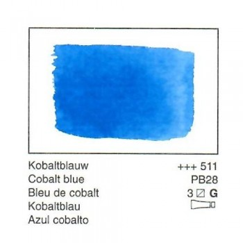 ACUA. REMBRANDT - AZUL COBALTO
