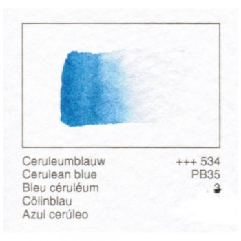 ACUA. REMBRANDT - AZUL CERULEO