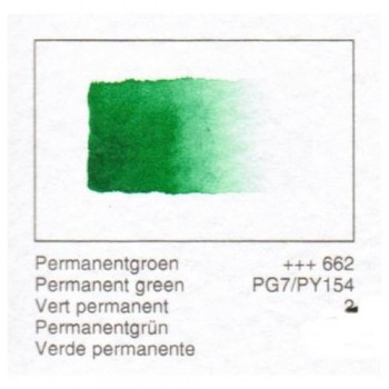 ACUA. REMBRANDT - VERDE PERMAN.