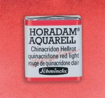 N.343 Rojo de Quinacridona claro - ACUA. S. HORADAM S3