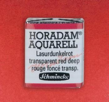 N.355 Rojo Transparente oscuro - ACUA. S. HORADAM S1