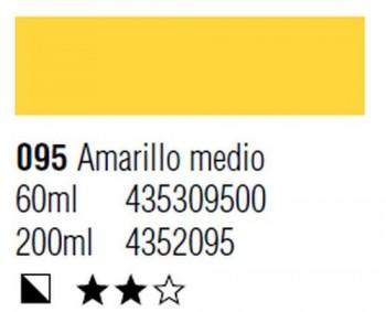 ÓLEO START 200ml 095 AMARILLO MEDIO