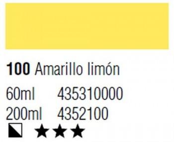 ÓLEO START 200ml 100 AMARILLO LIMÓN