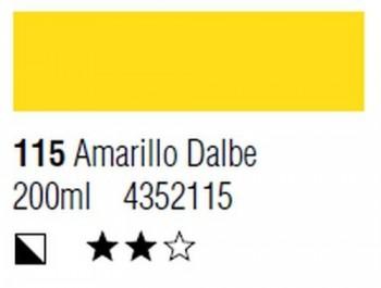 ÓLEO START 200ml 115 AMARILLO DALBE
