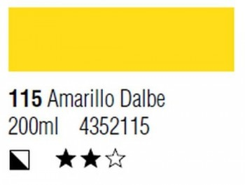 ÓLEO START 200ml 115 AMARILLO DALBE