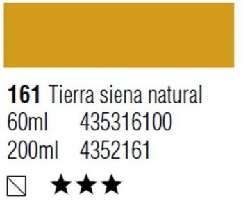ÓLEO START 200ml 161 TIERRA SIENA NATURAL