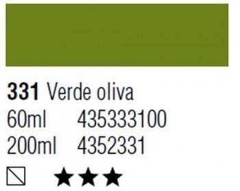 ÓLEO START 200ml 331 VERDE OLIVA