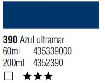 ÓLEO START 200ml 390 AZUL ULTRAMAR