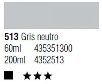 ÓLEO START 200ml 513 GRIS NEUTRO