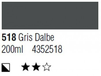 ÓLEO START 200ml 518 GRIS DALBE