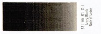 N.331 W&N OLEO GRIFFIN NEGRO DE MARFIL