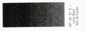 N.337 W&N OLEO GRIFFIN NEGRO DE HUMO
