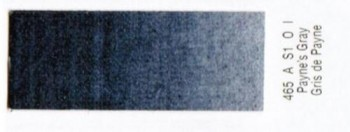 N.465 W&N OLEO GRIFFIN GRIS DE PAYNE